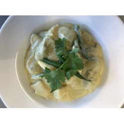 Thai Green Chicken Curry (serves 2)