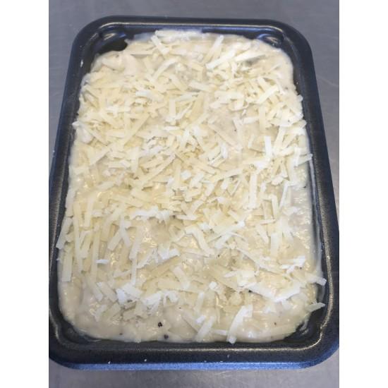 Beef Lasagne (serves 2)